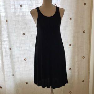 Bag black dress